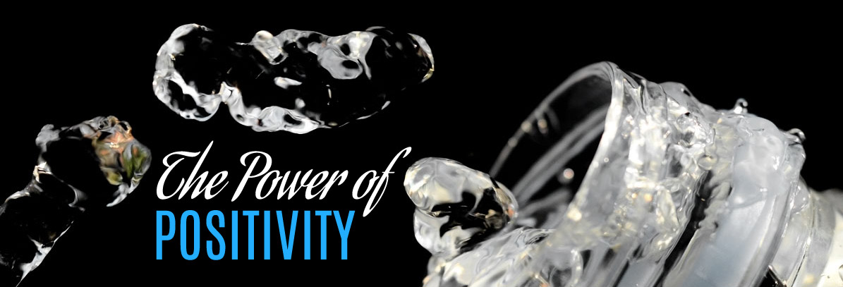 The power of positivity through Azure Water